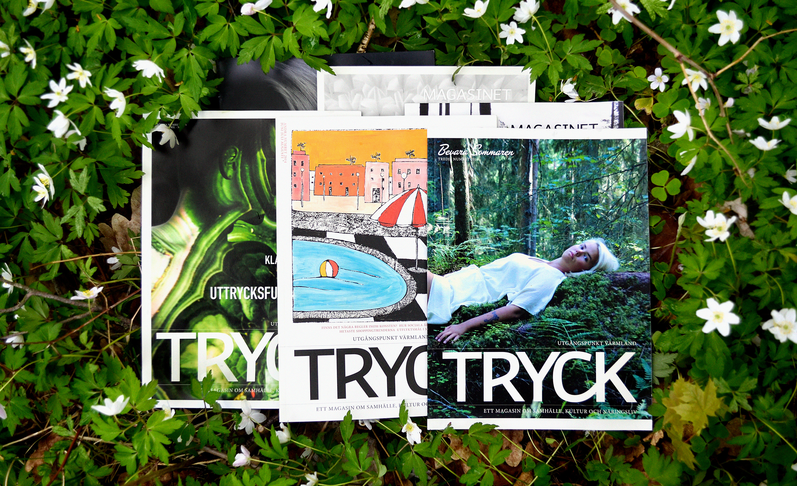 Magasinet Tryck