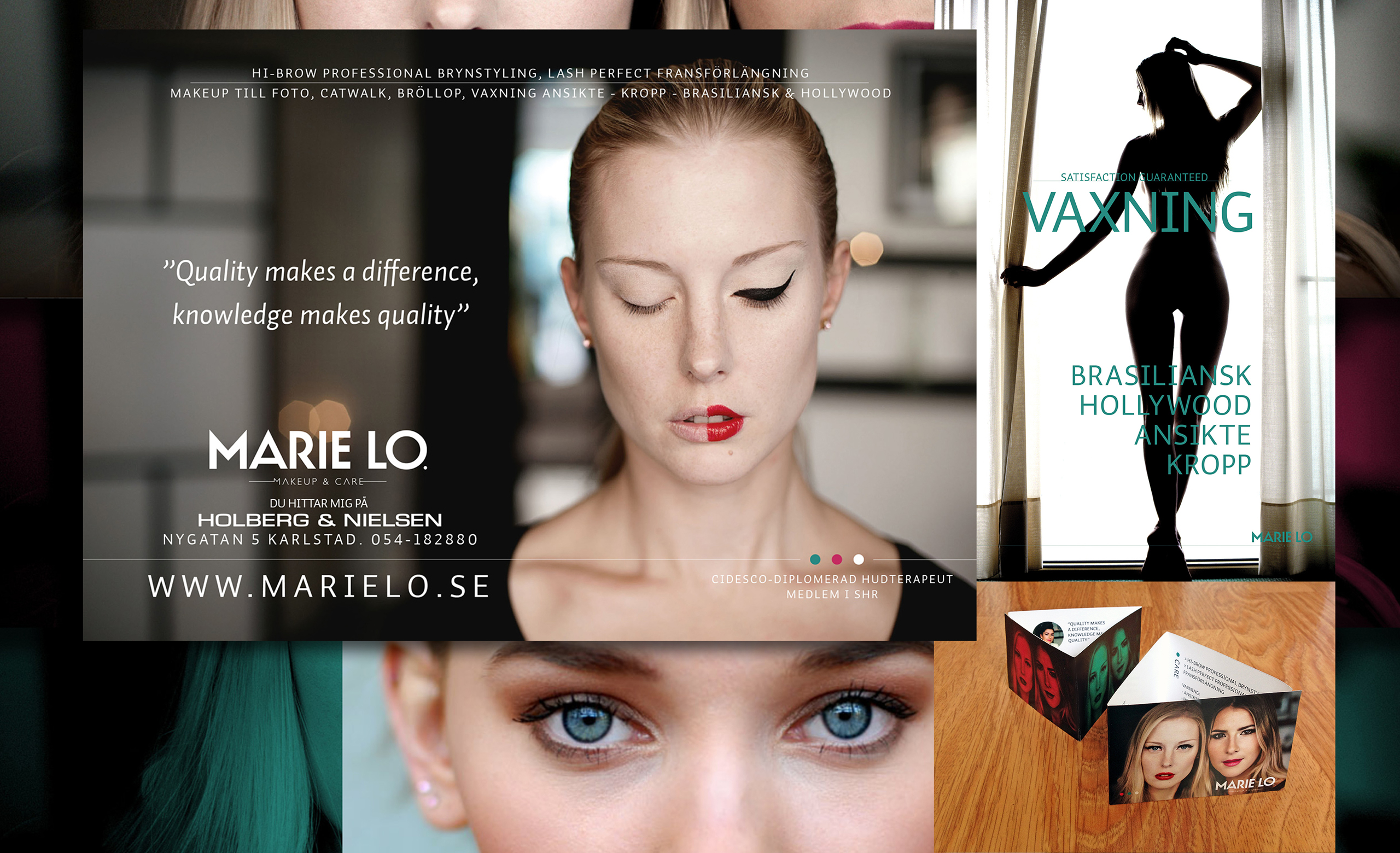 Marie Lo - Makeup and Care