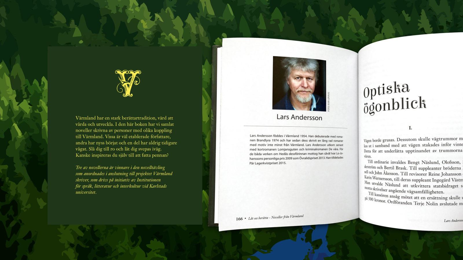 Låt oss berätta <br> – Noveller från Värmland